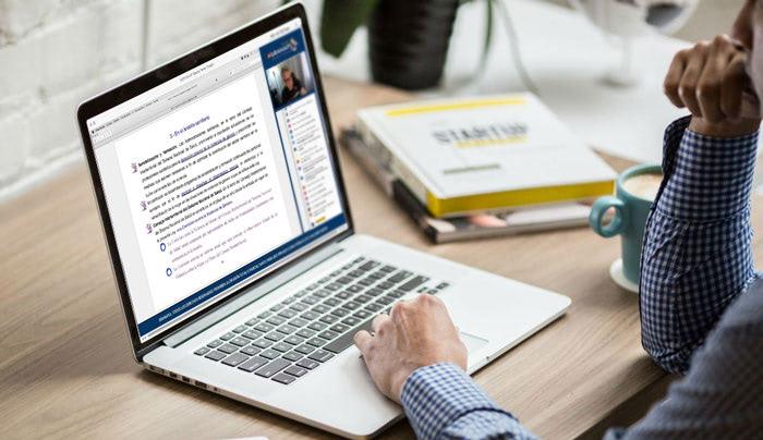 Formación online clases virtuales en tiempo real para Policía Nacional escala básica